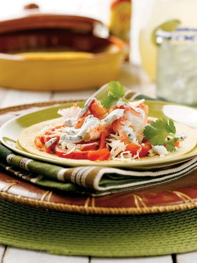 Alaska Crab Tacos