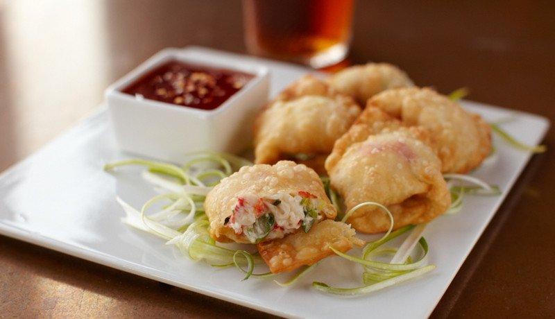 Alaska Crab Wontons