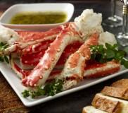 Alaska King Crab Provencal