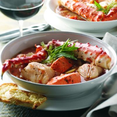 Alaska Seafood Cioppino