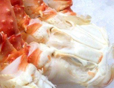 Alaska King Crab Clusters
