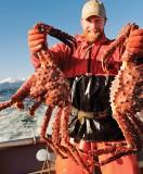 Alaska King Crabs